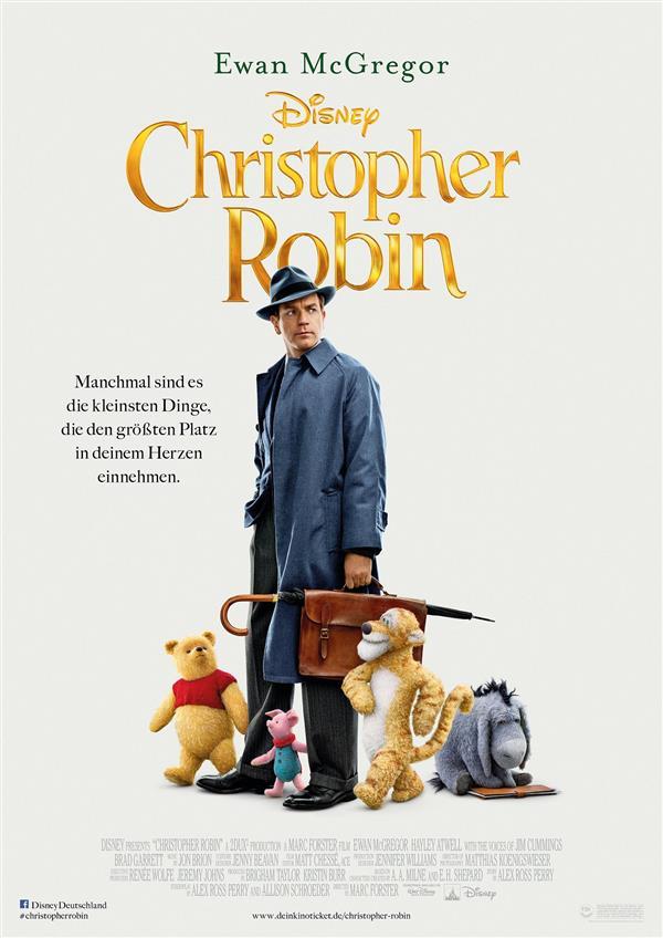 Christopher Robin - OV