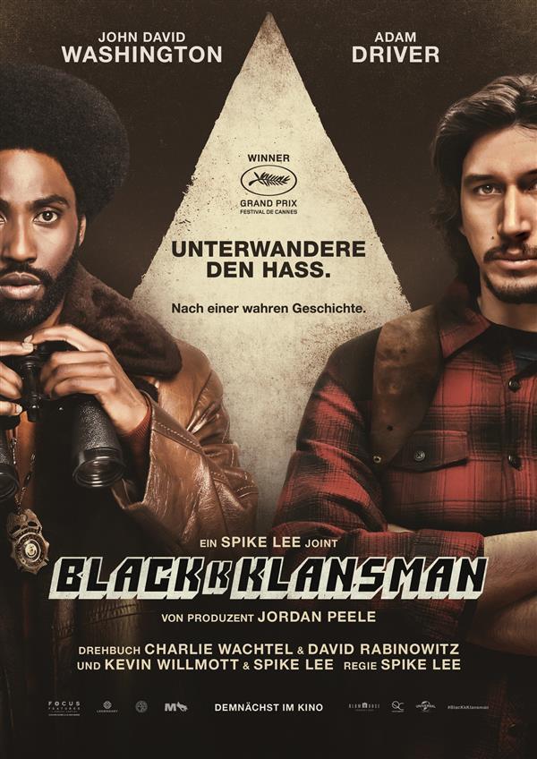 BlacKkKlansman - OV