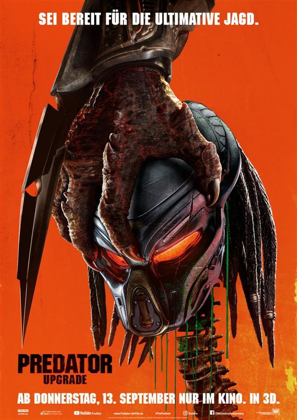 Predator - Upgrade MAXXIMUM 3D